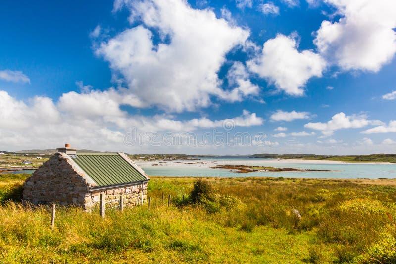 Costa ovest dell'Irlanda immagini stock