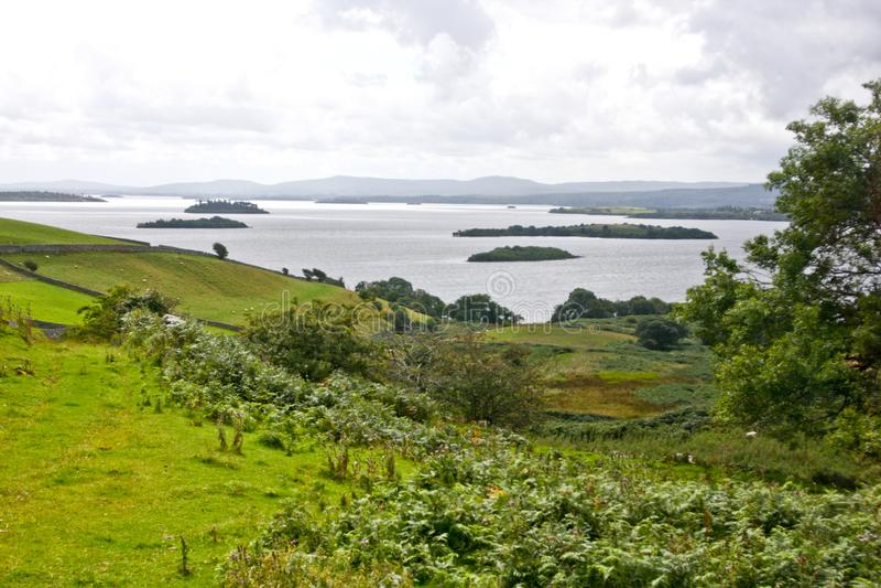 Costa ovest dell'Irlanda immagini stock libere da diritti