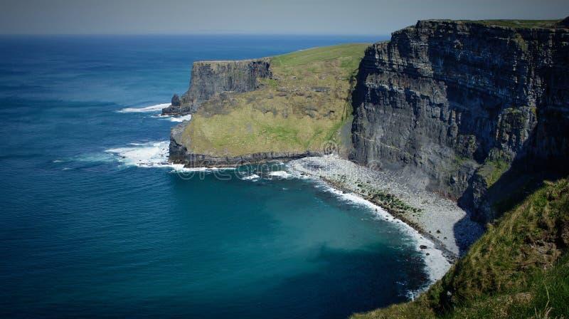 Costa ovest dell'Irlanda fotografia stock