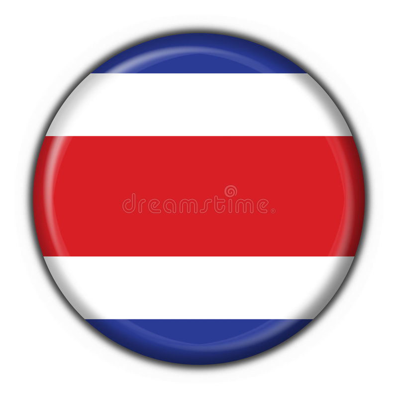 Download Costa Rica Button Flag Round Shape Royalty Free Stock Photo - Image: 4758565