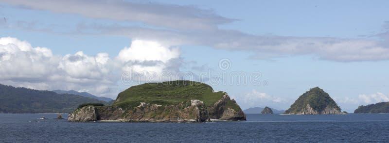 Costa Rica wyspy fotografia stock