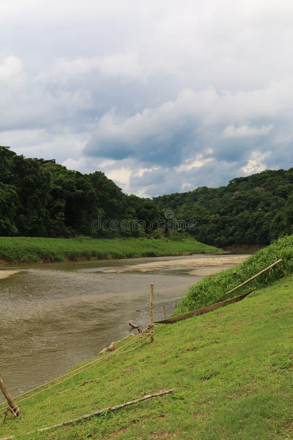 Costa Rica y naturaleza y paisajes de Panamá Viaje de América wanderlust imagen de archivo libre de regalías