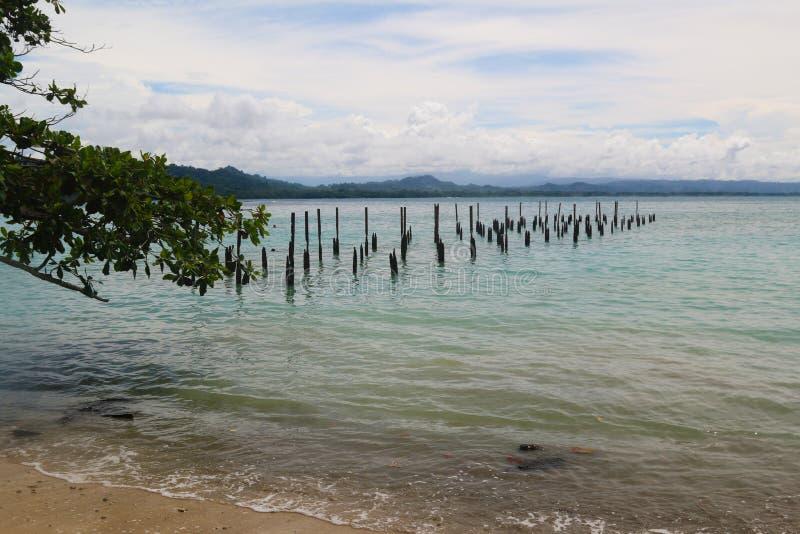 Costa Rica y naturaleza y paisajes de Panamá Viaje de América wanderlust fotografía de archivo libre de regalías