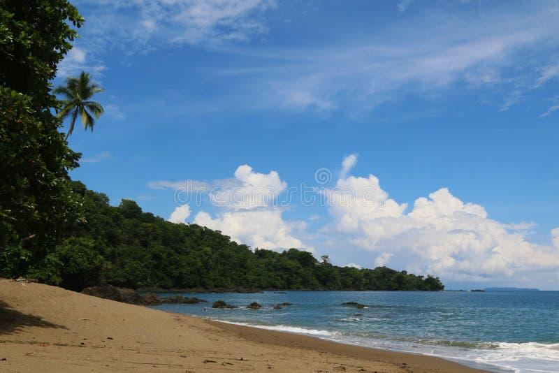 Costa Rica y naturaleza y paisajes de Panamá Viaje de América wanderlust fotos de archivo libres de regalías
