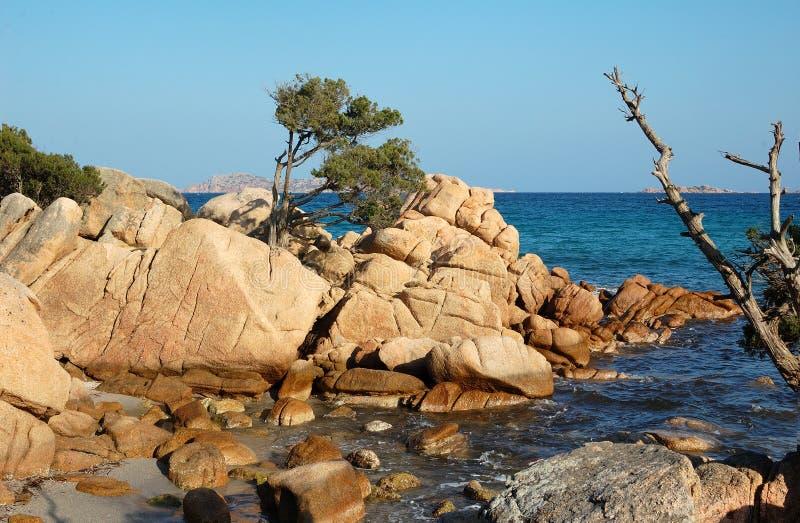 Costa Smeralda stock images