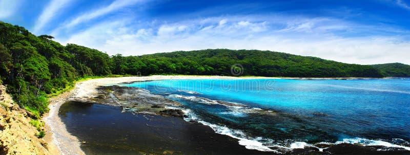 Costa sur imagenes de archivo