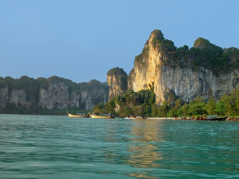 Download Costa tailandesa imagem de stock. Imagem de tailândia, destino - 525203