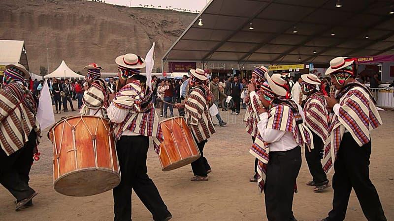 Costa Verde Showground, Lima, Peru/escala o do 9 de setembro de 2013 /A fotografia de stock