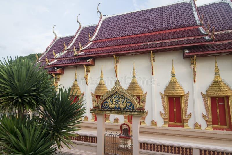 COSTA WAT BOT DE TAILANDIA CHANTHABURI fotografía de archivo