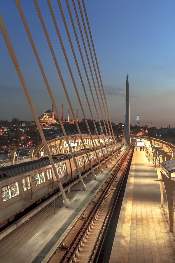 Costantinopoli/Turchia fotografia stock libera da diritti