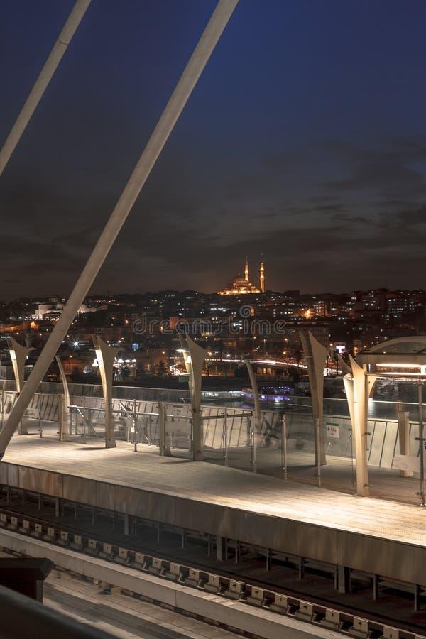 Costantinopoli/Turchia immagine stock