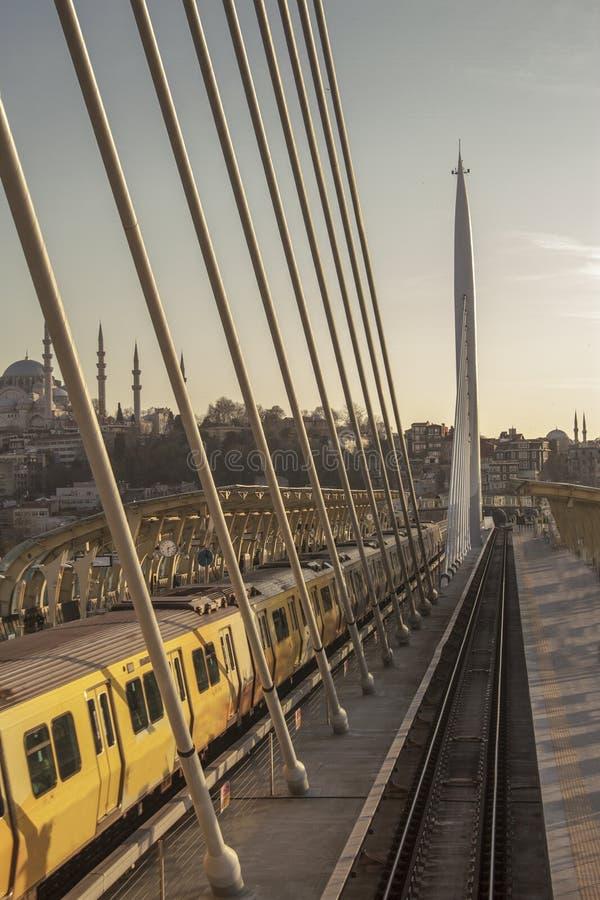 Costantinopoli/Turchia immagine stock libera da diritti
