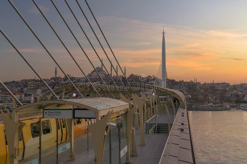 Costantinopoli/Turchia fotografie stock