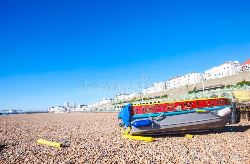Coste de Brighton foto de archivo libre de regalías