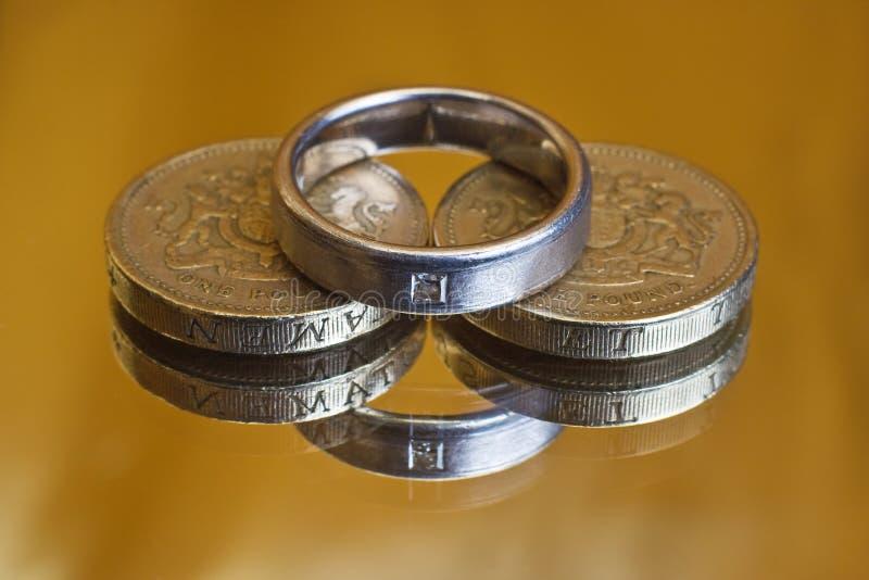 Coste de la unión fotos de archivo libres de regalías