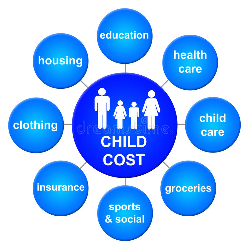 Coste del niño libre illustration