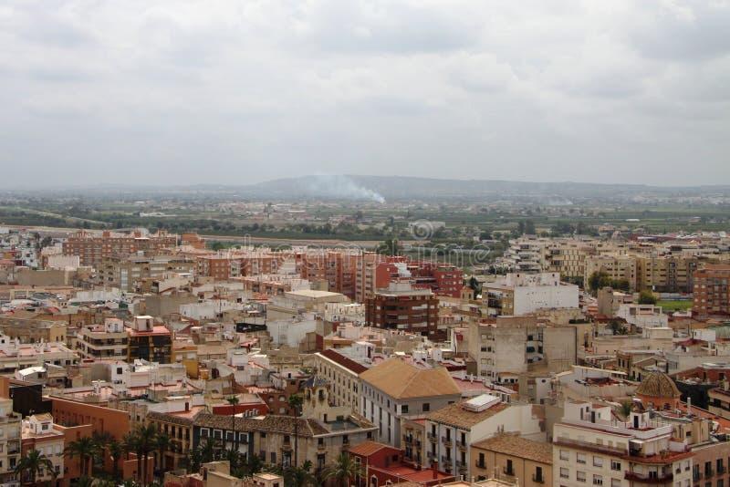 Costela de Orihuela, Espanha imagem de stock royalty free