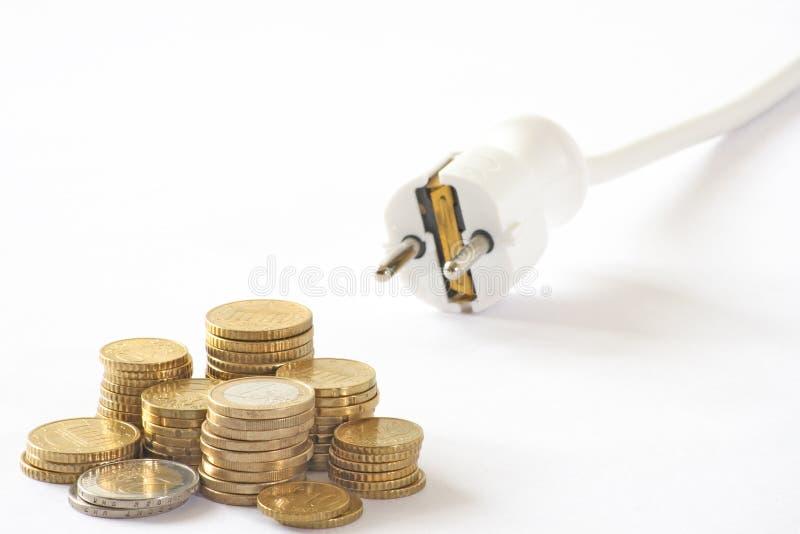 Download Costes energéticos foto de archivo. Imagen de electricidad - 7284226
