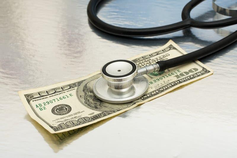 Costi crescenti di sanità fotografia stock libera da diritti