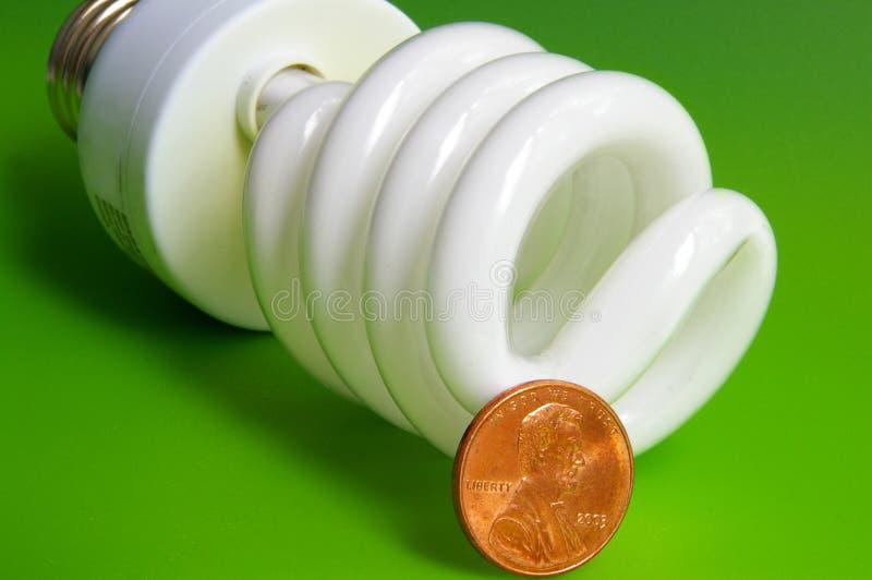 Costi energetici immagine stock libera da diritti
