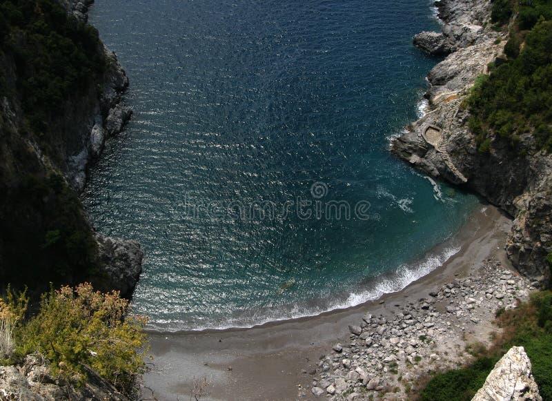 Costiera Amalfitana stockbild