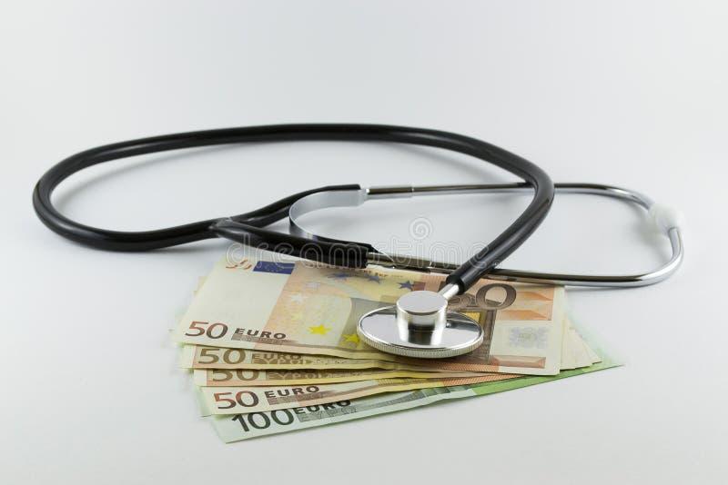 Costo di sanità immagini stock libere da diritti