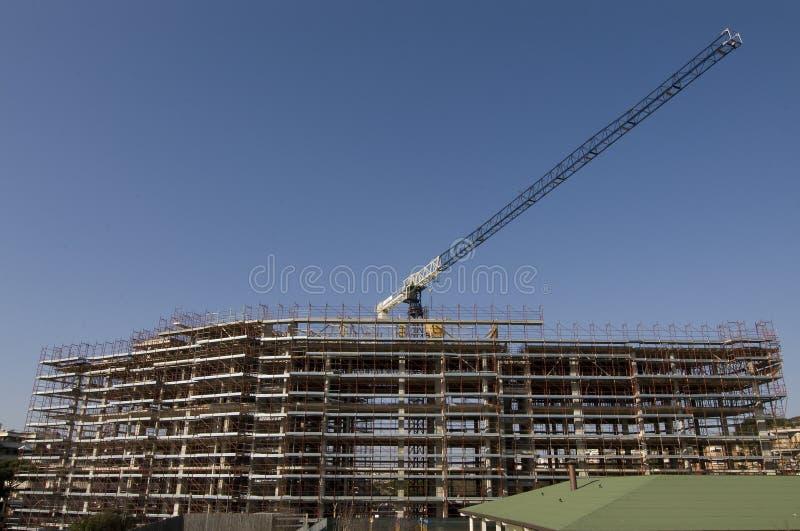 Download Costruction D'un Bâtiment 2 Image stock - Image du personne, corporate: 8653849