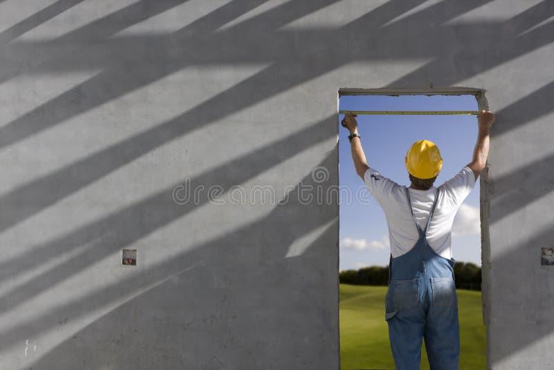 Costruttore fotografia stock libera da diritti