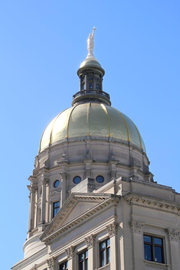 Costruzione capitale di Atlanta, Georgia immagine stock
