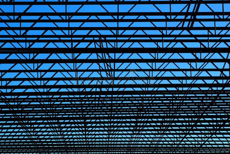 Costruzione in costruzione. fotografia stock