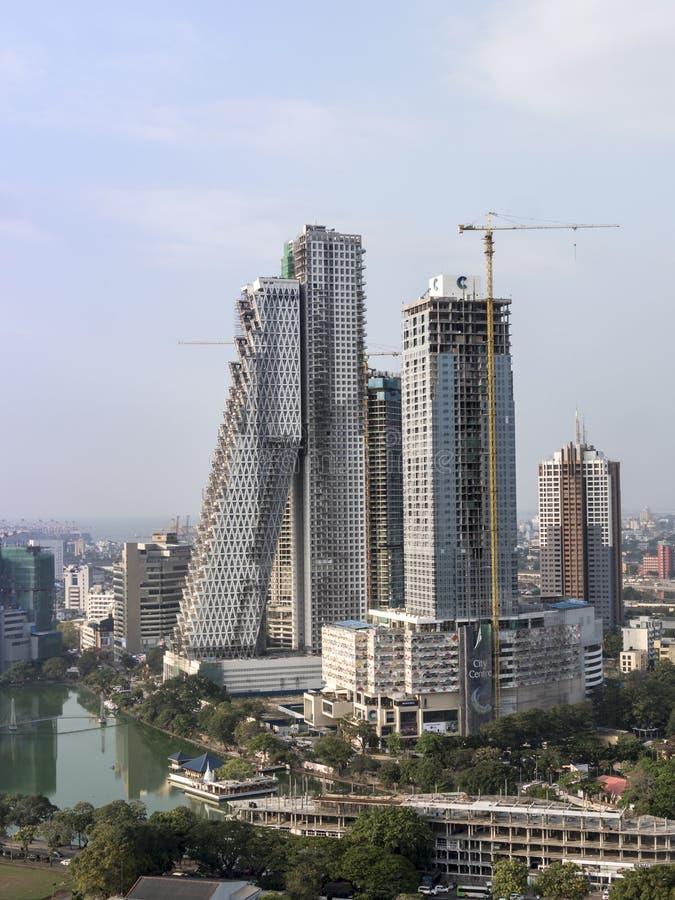 Costruzione dell'altair, Colombo fotografia stock libera da diritti