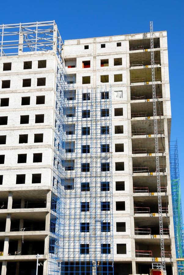 Download Costruzione Dell'edificio Per Uffici Immagine Stock - Immagine di esterno, architettura: 7305141