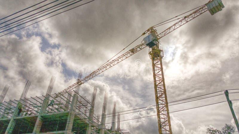 Costruzione della costruzione immagine stock libera da diritti