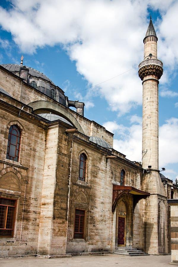 Costruzione della moschea immagini stock