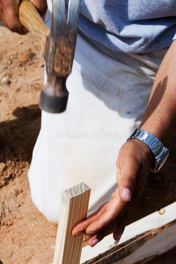 Costruzione domestica/del costruzione fotografie stock