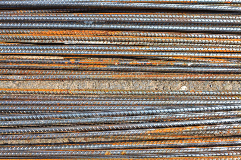 Costruzione metallica fotografia stock libera da diritti