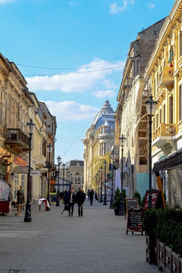 Costruzione rumena immagini stock libere da diritti