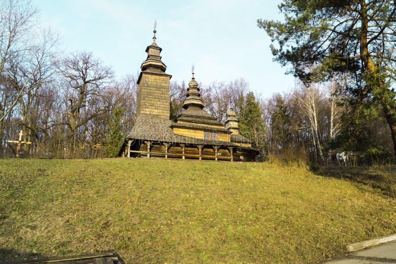 Costruzione storica kiev immagine stock