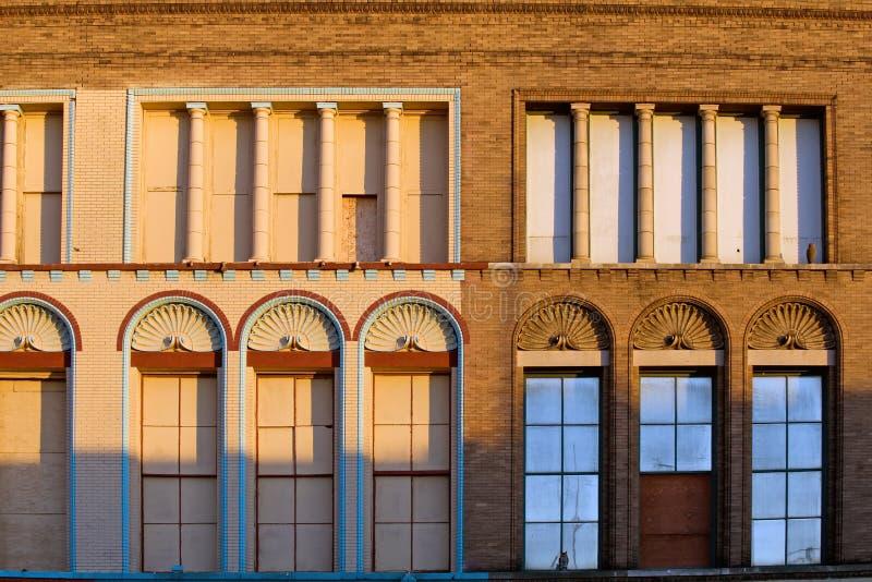Costruzione storica a Memphis, TN fotografia stock