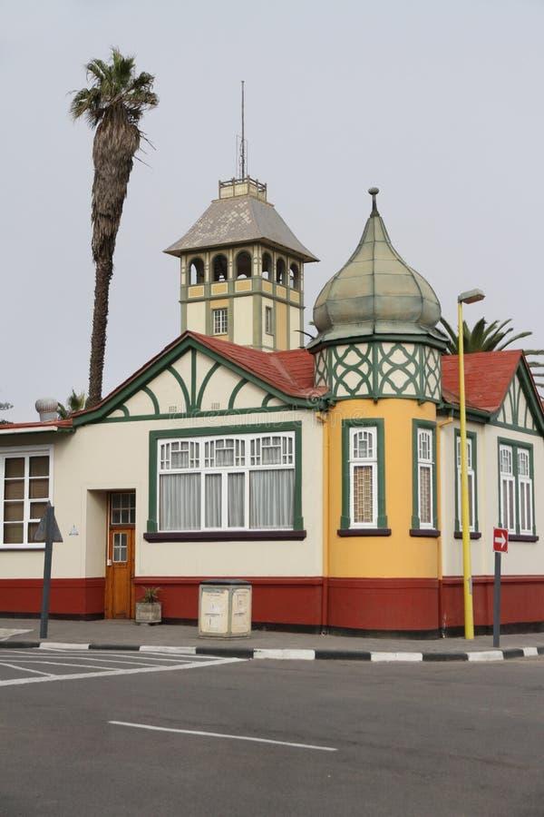 Costruzione tedesca di stile in swakopmund namibia for Nuove case in stile vittoriano di costruzione