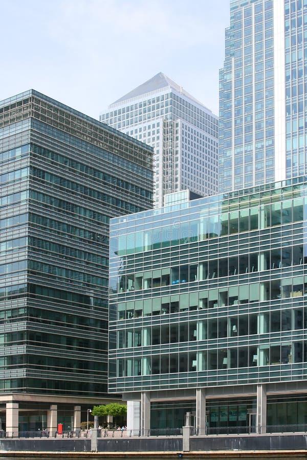 Costruzioni corporative fotografia stock libera da diritti