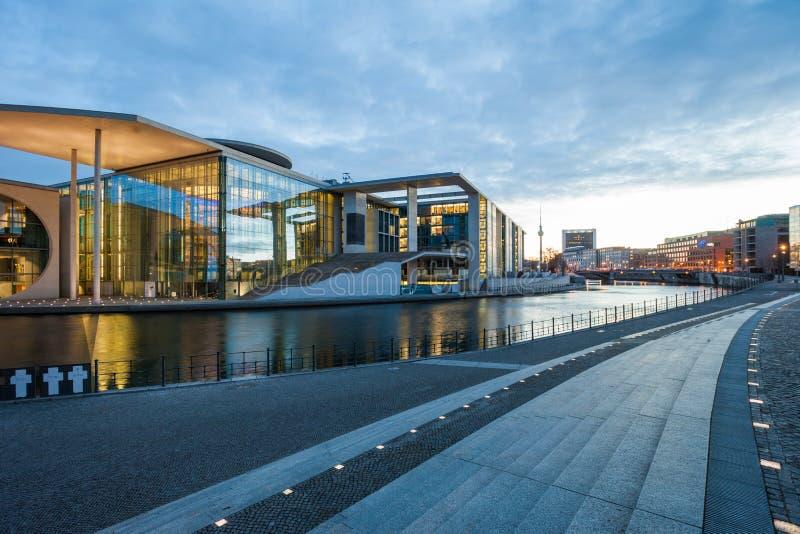 Costruzioni dell'aiutante di Bundestag del tedesco immagini stock libere da diritti