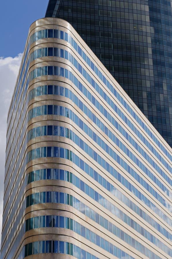 Costruzioni moderne 2 immagini stock