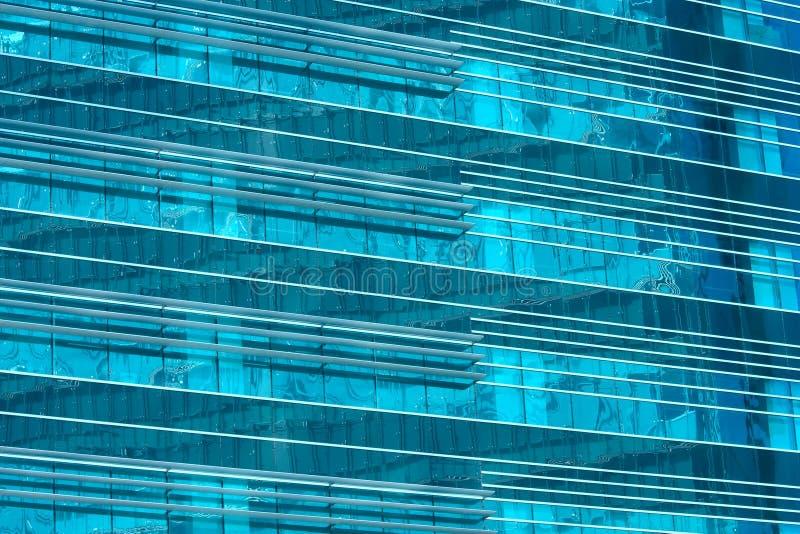 Costruzioni moderne fotografia stock libera da diritti
