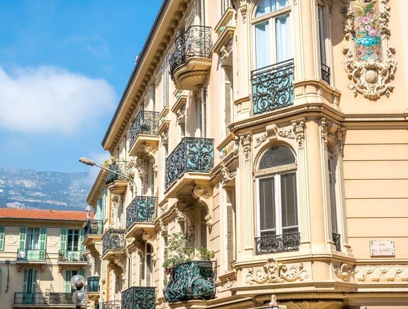 costruzioni in Monaco fotografie stock