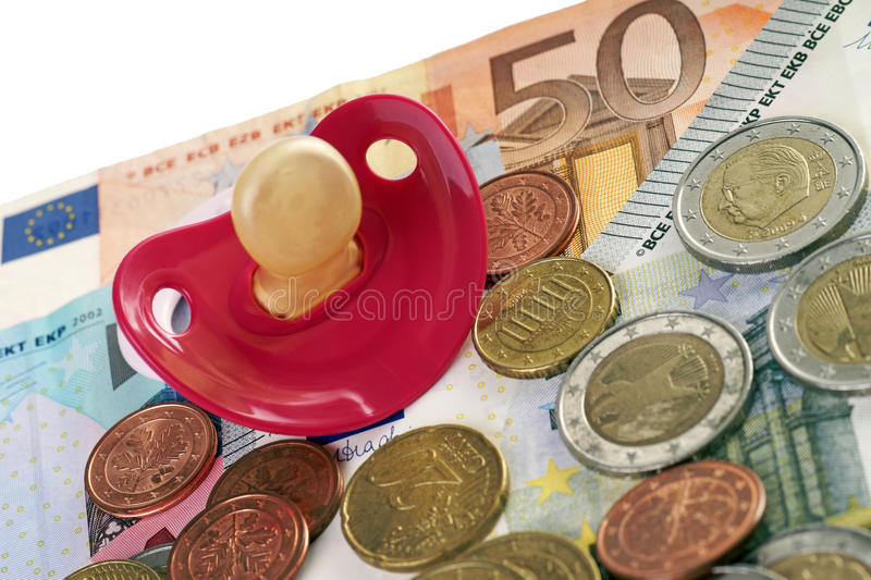 Download Costs for a baby stock image. Image of finances, content - 39502045