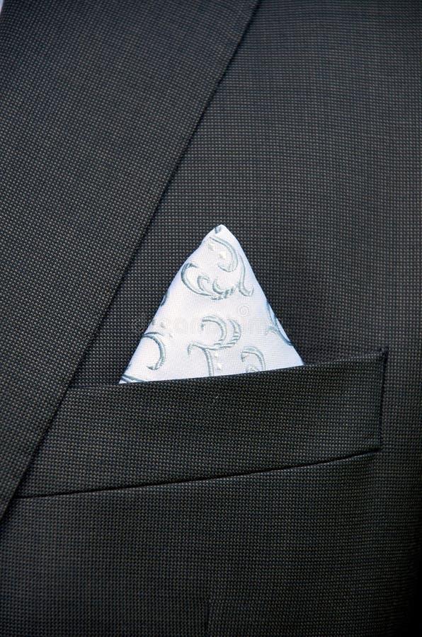 costume élégant de marié image stock