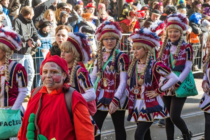 Costume de carnaval images libres de droits