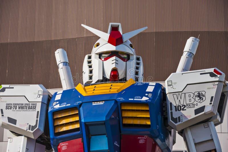 Costume de Gundam photographie stock