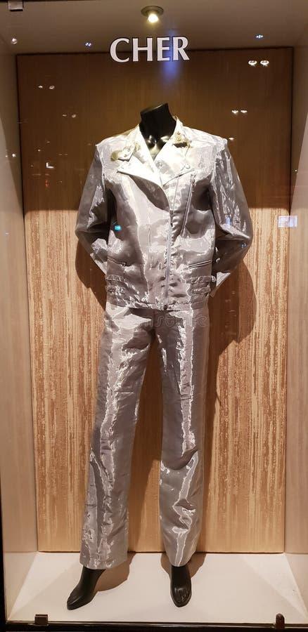 Costume di Cher fotografia stock libera da diritti